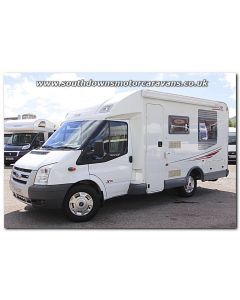 Used Home-Car XS 22 Ford Transit SWB 2.2L TDCI Low-Profile Motorhome U201213 Now Sold