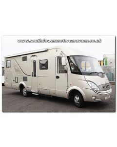 68341e610798ed Used Hymer S790 Mercedes Benz Automatic A-Class Motorhome U201272 SOLD