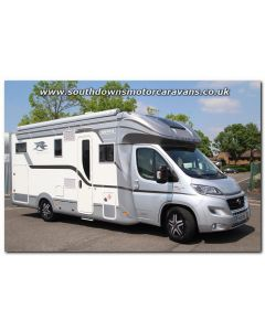 Used Laika Kreos 5010 'Dolce Vita' Special Edition Fiat 2.3L 150 Automatic Low-Profile Motorhome U201374 Just Arrived