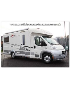 Used LHD Carthago Chic C-Line T4.2 Fiat 2.3L 150 Low-Profile Motorhome U201297