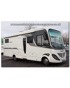 Used LHD Concorde Carver 821L Iveco Daily 3.0L A-Class Motorhome U200958
