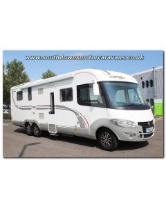 Used Rapido 10000 Design Edition Fiat 3.0L 180 Automatic Tag Axle A-Class Motorhome U201366