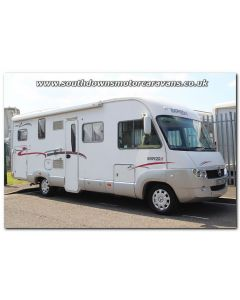 Used Rapido 997M Mercedes Benz Automatic A-Class Motorhome U201373 Just Arrived