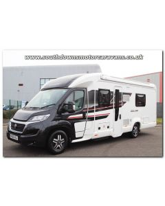Used Swift Bolero 724 FB Fiat 2.3L 150PS Low-Profile Motorhome U201300