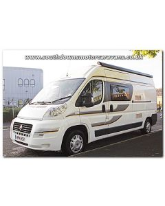 Used Trigano Tribute 669 Fiat 2.3L 130 Van Conversion Motorhome U201129