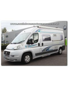 Used Trigano Tribute Fiat 2.3L 120 Van Conversion Motorhome U201438
