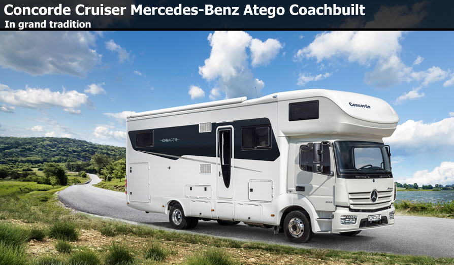 95cb50d4191ed0 Concorde Cruiser Mercedes-Benz Atego Coachbuilt Motorhomes For Factory  Order from Southdowns Motorhome Centre