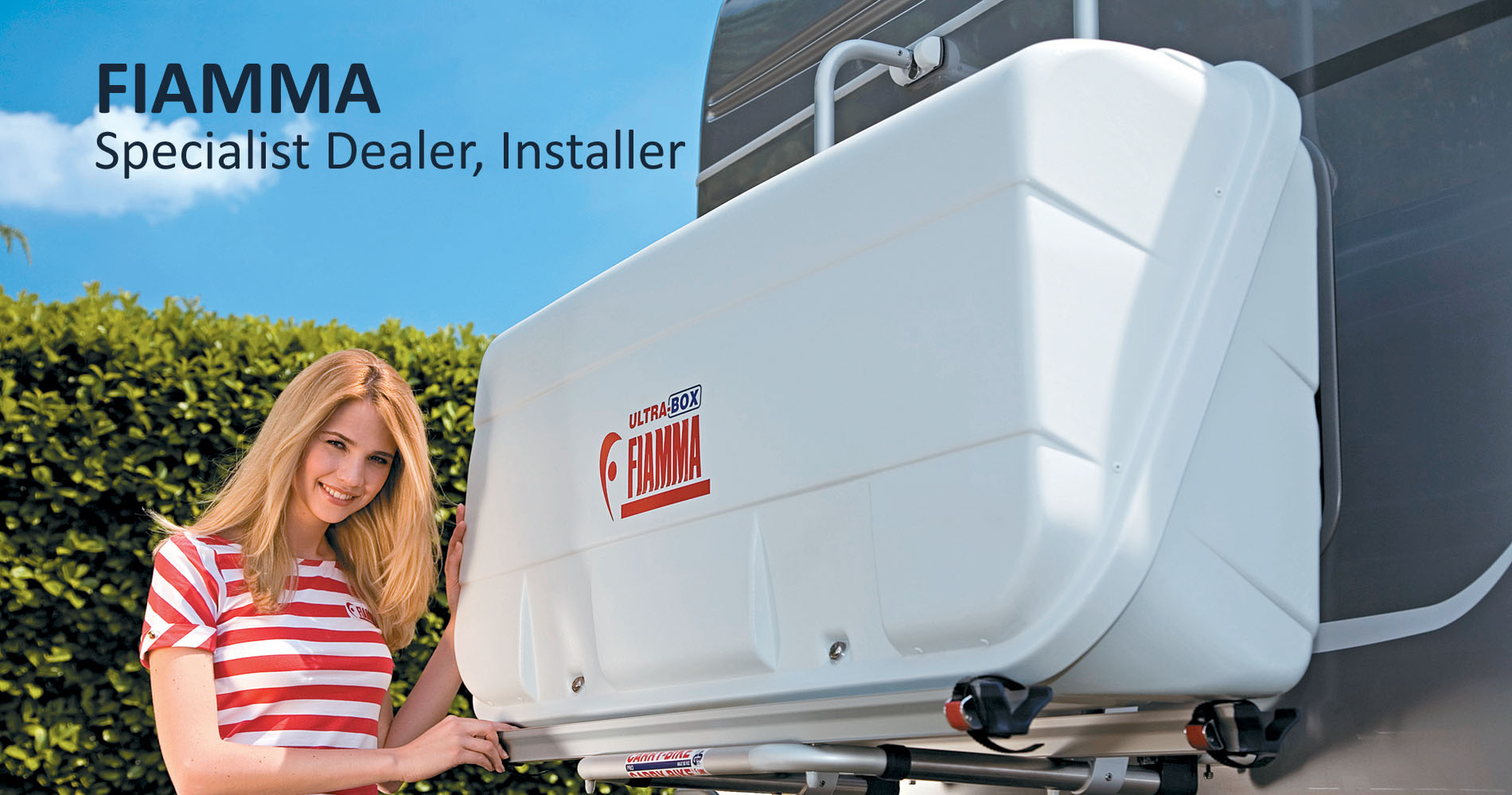 Fiamma Specialist Dealer & Installer