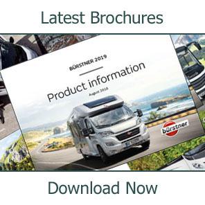 Latest Motorhome Brochure Downloads