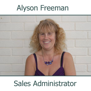 Alyson Freeman Sales Administration