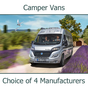 New Camper Vans For Sale