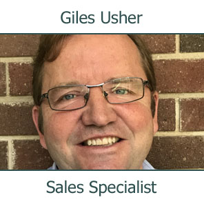 Giles Usher Sales Specialist
