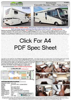 Click for A4 PDF Spec Sheet