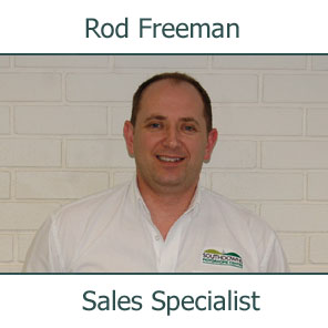 Rod Freeman Sales Specialist
