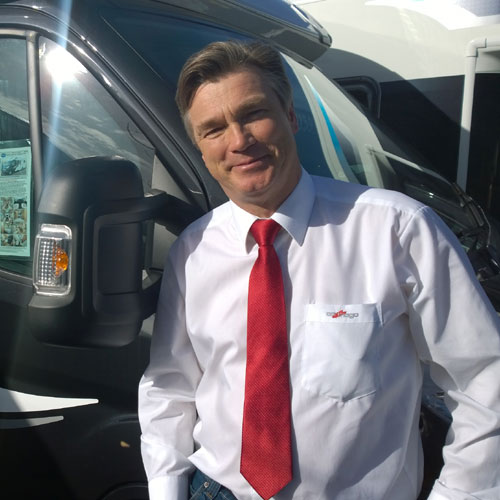 Rod Jolley Sales Specialist