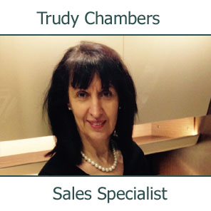Trudy Chambers Sales Specialist