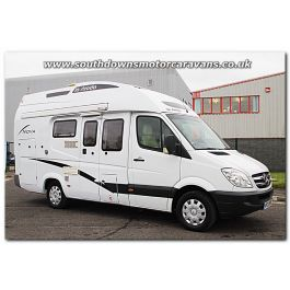 5f25586e008c8a Used LHD La Strada Nova Mercedes 3.0L Automatic Low-Profile Motorhome  U201277 For sale at Southdowns Motorhome Centre