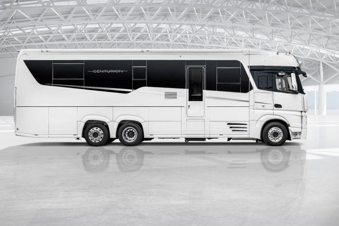 Mercedes Benz Rv >> 2018 Concorde Centurion 1200 Gst Mercedes Benz Actros Car Garage Motorhome For Factory Order
