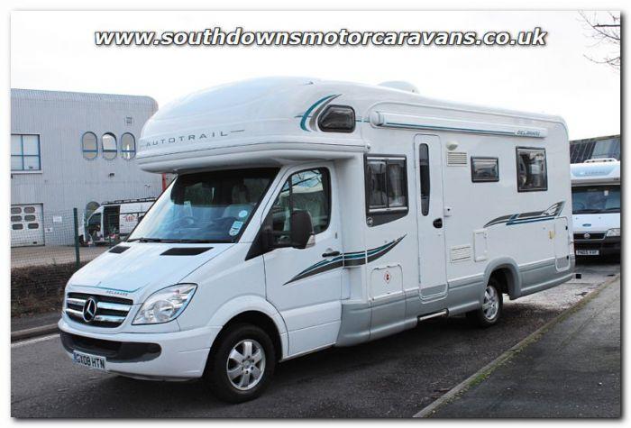 Rv Sales Delaware >> Used Auto Trail Frontier Delaware Mercedes 315 Coachbuilt Motorhome U200481 Now Sold