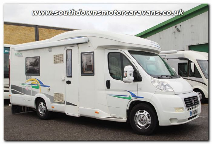 Used Chausson Allegro 96 Fiat 3 0L 160 Low-Profile Motorhome