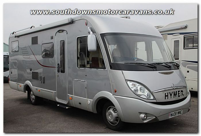 Used Hymer B675SL Mercedes Benz 3 0L Automatic A-Class Motorhome U200789  Now Sold