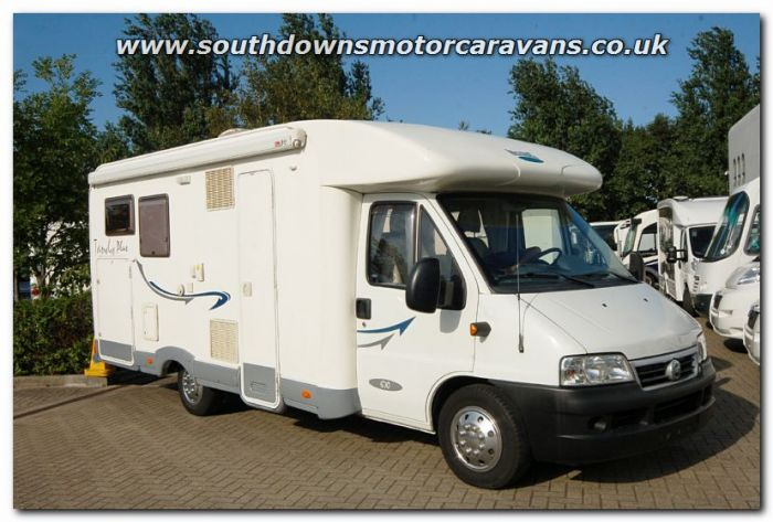 Used Lhd Mclouis Tandy Plus 670g Automatic Low Profile Motorhome U2972 For Sale At Southdowns Motorhome Centre