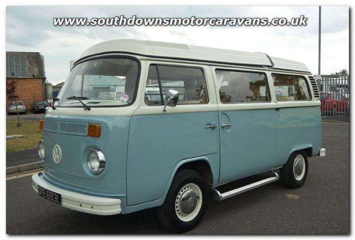 Camper Vans For Sale >> Used Vw Type2 Bay Window Camper Van U2985 Now Sold
