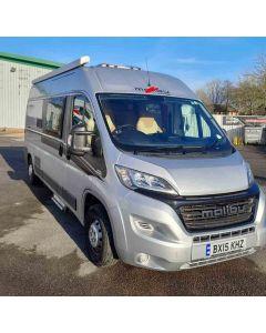 Used 2015 Carthago Malibu Camper Van U201758
