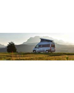 2021 Hymer Yellowstone Fiat Ducato Camper Van N101780 Due May 2021