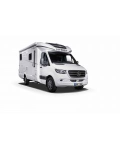 2022 Hymer B-MC T 580 Mercedes-Benz Low-Profile Motorhome N101964 Due Apr 2022