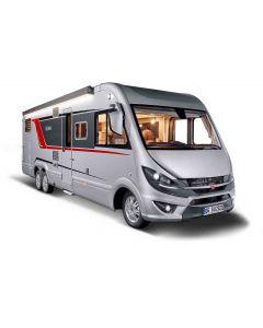 2022 Burstner Elegance I 910 G Mercedes-Benz Motorhome N102062 Due Aug 2022