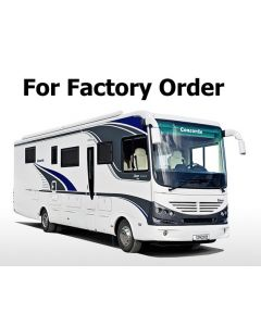 New 2014 Concorde Liner Plus 940M MAN TGL A-Class Motorhome