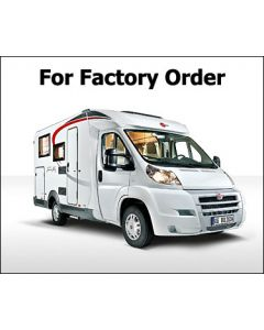 New 2014 Burstner Travel Van t571G Fiat Ducato Van Conversion Motorhome