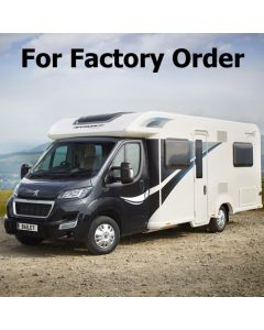 New 2015 Bailey Approach Autograph 540 Low-Profile Motorhome