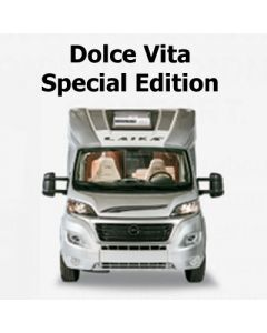 New 2016 Laika Kreos 3008 Dolce Vita Special Edition Fiat 150 Low-Profile Motorhome