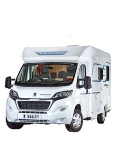 New 2017 Bailey Approach Advance 615 Peugeot Boxer Low-Profile Motorhome Available For Order