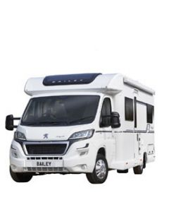 New 2017 Bailey Autograph 75-2 Peugeot Boxer Low-Profile Motorhome Available For Order