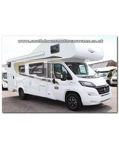 Used Carado A461 Fiat 150 Coachbuilt Motorhome N100882 Ex-Demonstrator