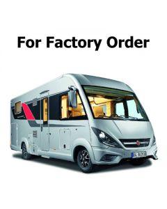 2018 Burstner Elegance I 910G Fiat Tag-Axle A-Class Motorhome For Factory Order