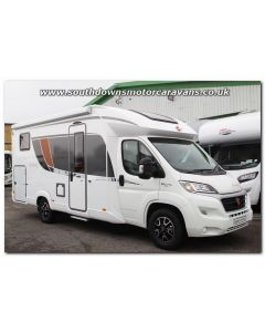 2018 Burstner Lyseo Harmony Line TD 710G Fiat 150 Automatic Low-Profile Motorhome N101091 - sold