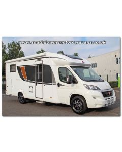 2018 Burstner Lyseo Harmony Line TD 728G Fiat 150 Automatic Low-Profile Motorhome N101101