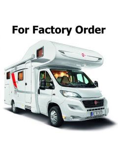 2018 Burstner Lyseo Time A 660 Coachbuilt Motorhome For Factory Order