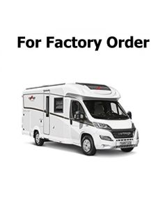 2018 Carthago C-Tourer T 142QB Lightweight Fiat Low-Profile Motorhome For Factory Order
