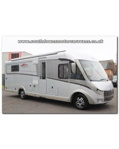 New 2018 Carthago Chic C-Line I 5.0 Fiat 2.3L 180 Automatic A-Class Motorhome N101253 - SOLD