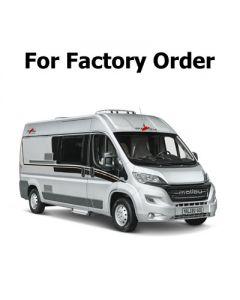2018 Malibu 600 LE Low-Bed Camper Van For Factory Order
