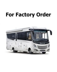 2018 Concorde Carver 890RRL Iveco Daily A-Class Motorhome For Factory Order