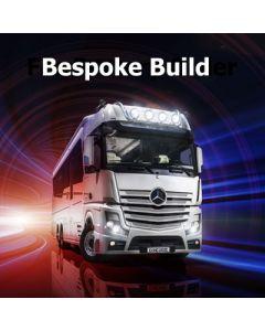 2018 Concorde Centurion 1200 GST Mercedes-Benz Actros Car Garage Motorhome For Factory Order