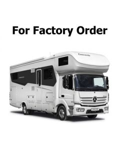 2018 Concorde Cruiser 890L/890LR Mercedes-Benz Atego Smart Car Garage Coachbuilt Motorhome For Factory Order