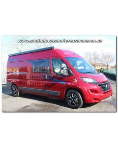 2018 Knaus Boxstar Family 600 K Fiat 150 Automatic Camper Van N100991