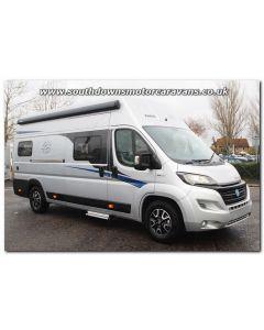 2018 Knaus Boxstar Freeway 630 ME Fiat 2.3L 130 Camper Van N101058